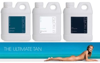 ST. TROPEZ spray tanning solution